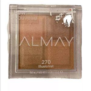 Almay Eyeshadow Eye Shadow Quad 270 ILLUSIONIST